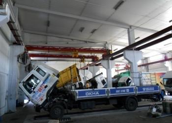 Ремонт грузовых автомобилей МАЗ