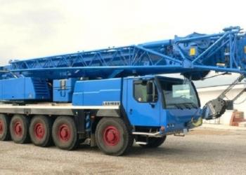 Автокран 50 тонн. Перевозка грузов. Г. Электросталь.