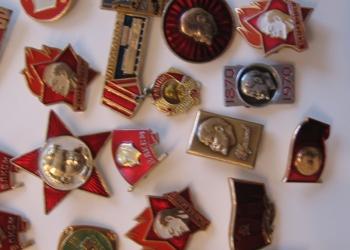 Куплю значки СССР