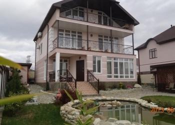 дом в Архипо-Осиповке с видом на море
