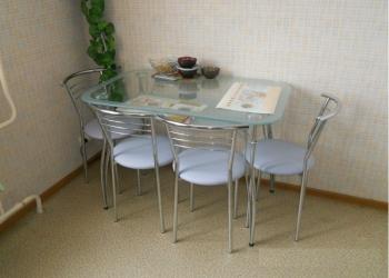 Столы и стулья НОВЫЕ