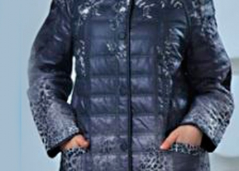 Двухстороннее утепленное пальто