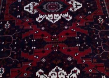 продаётся ковёр конвольные нитки рисунок хорасан