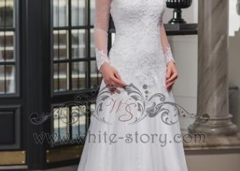 Эксклюзивные свадебные платья White Story