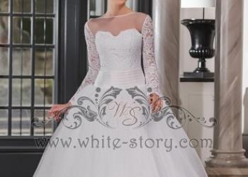Дизайнерские свадебные платья от производителя White Story