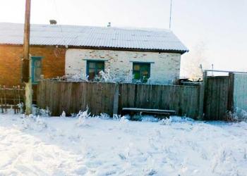 Продажа недвижимости в деревне, 50 км от Омска