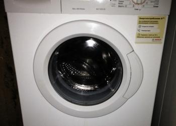 Продажа стиральной машинки Bosch WLF 16261 OE