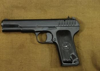 Макет пистолета ТТ-уч (ТОЗ), Санкт-Петербург