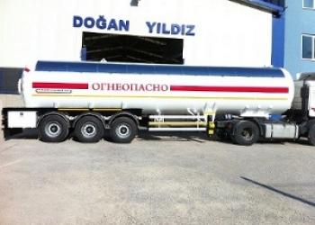 Газовоз Dogan Yildiz 55 м3