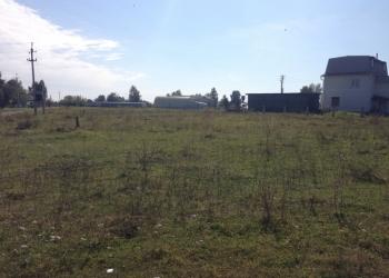 Срочно продам земельный участок в п. Березово, рядом река, отличное место