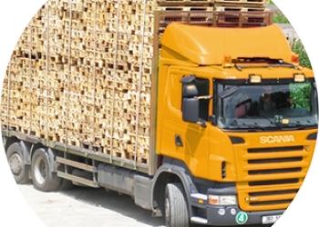 Куплю европоддоны и поддоны б/у деревянные