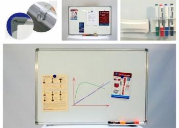 Магнитно-маркерные доски для работы, обучения, отдыха