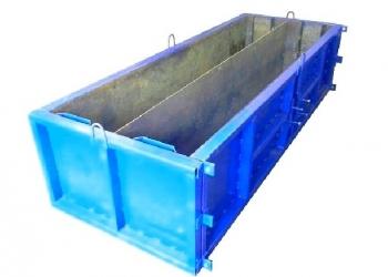 Металлоформы и виброформы для бетонных изделий