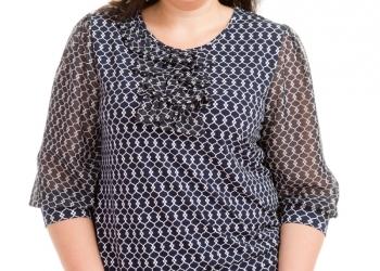Трикотажные блузки от производителя Bigstyle