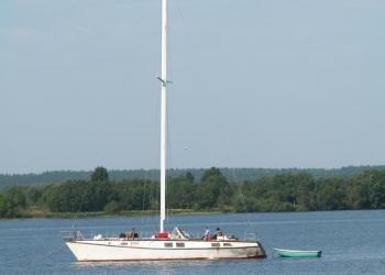 Парусно-моторная яхта (проект Гидра )