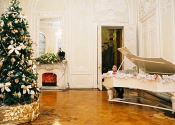 Новогодний корпоратив в Николаевском Дворце!