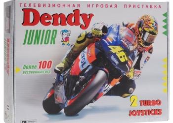 Легендарная игровая приставка 90-х Dendy