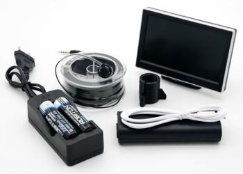 """Подводная видеокамера для рыбалки ВДР-05 Pro 5"""""""