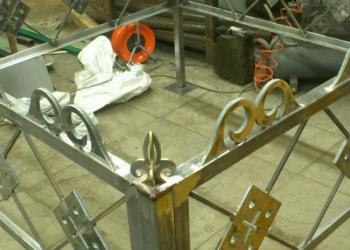 Сварочные работы и изготовление металлоконструкций