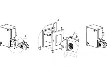 Автоматическая пеллетная горелка от производителя