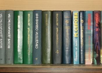 """Продам книги """"Детективы"""""""