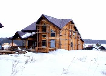 Строим дома из бруса с 2009 г. Комфртстрой24