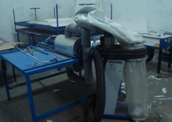 Завод по производству пенопласта