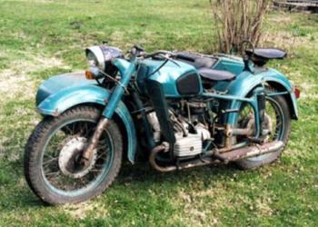 Продам мотоцикл Днепр МТ-9  1974 год выпуска.