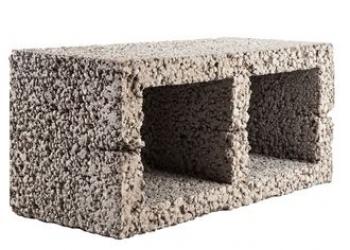 Керамзитобетонные блоки. Блоки фундаментные.