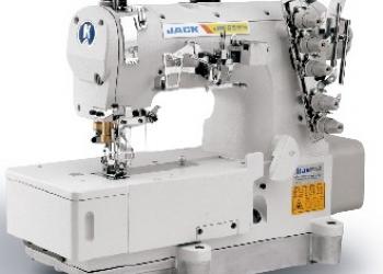 Промышленная швейная машина Jack JK-8569ADI-01GB (6,4 мм)