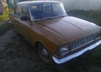 Москвич, 1962