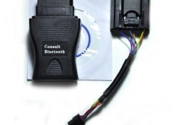 Диагностический адаптер Nissan 14pin Bluetooth