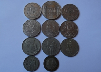 Юбилейные монеты СССР и РФ