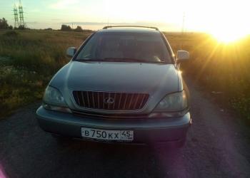 СРОЧНО продам авто Lexus RX, 2000