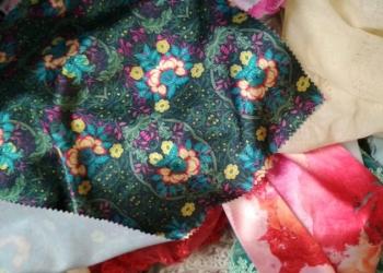 обрезки ткани в кг