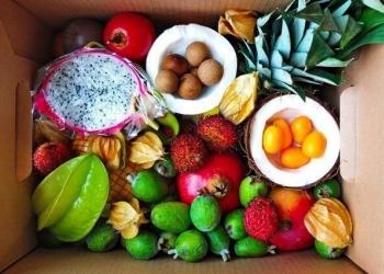 Экзотические фрукты из стран Азии с доставкой Ярославль