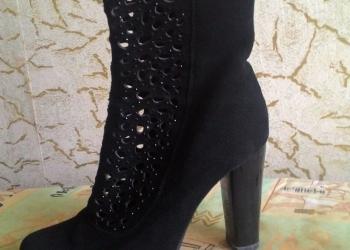 Гламурные ботиночки.