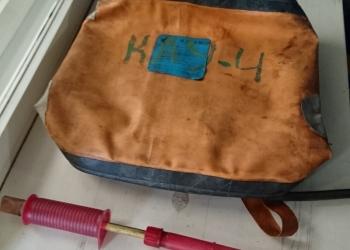 Ранец для переноски воды и тушения пожара с распылителем до 30 литров.