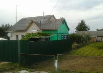 Продам дом в Белоруссии.