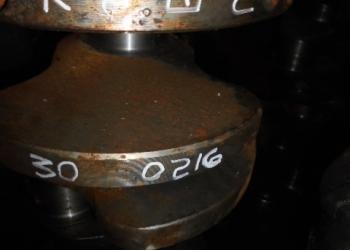Вал коленчатый  К-2  Ш-2  №0216