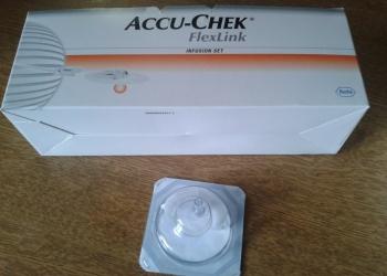 предлагаю расходники для инсулиновой помпы Акку-Чек ( иголки инффузионные наборы