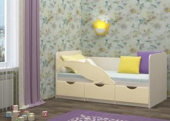 Детская кровать Дельфин 1, новая, в упаковке!