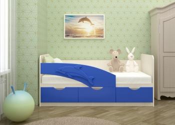 Детская кровать Дельфин, новая в упаковке!