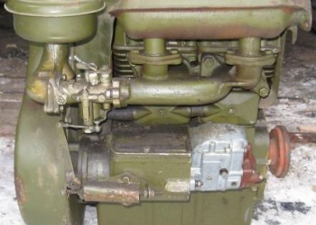 Двигатель УД 2М