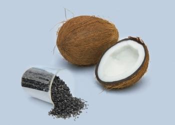 Активированный уголь (кокосовый)