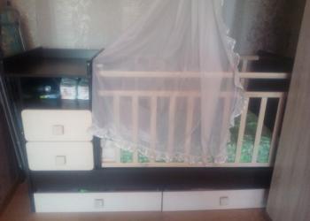 Продам детскую кроватку!
