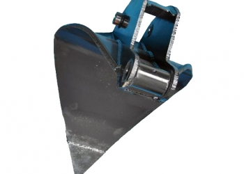 Челюсть (лепесток) ГЛ-1.02.00 грейфера ГЛ-1 для металловозов