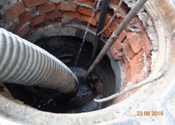 Прочистка, откачка сетей  канализации, доставка воды 6 куб, услуги экскаватора