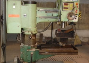 Продам WRS 25-08 радиально-сверлильный станок