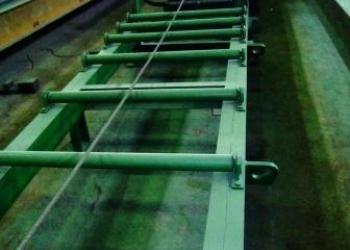 Оборудование для изготовления цельных вентблоков БВ и ВБП.